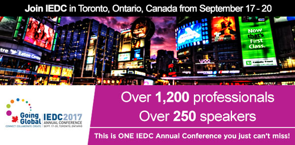 Visit IEDC's 2017 Annual Conference website